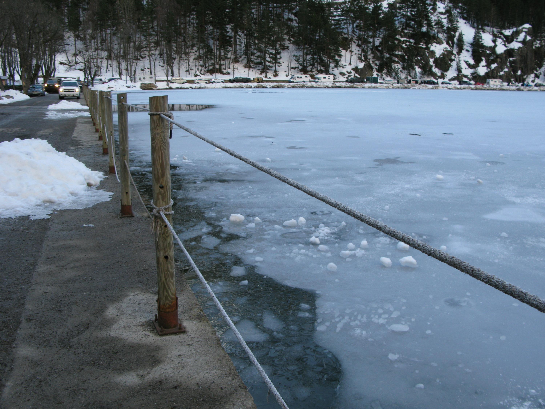 Estado general del hielo en la primera estación seleccionada.